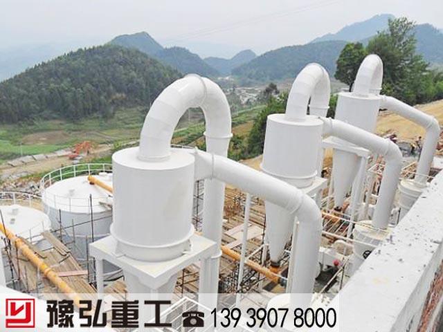 大奖娱乐_豫弘重工供应大型高效重晶石磨粉机