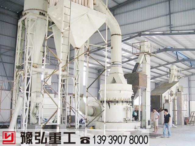 大奖娱乐官网_大型重晶石磨粉机要如何选购