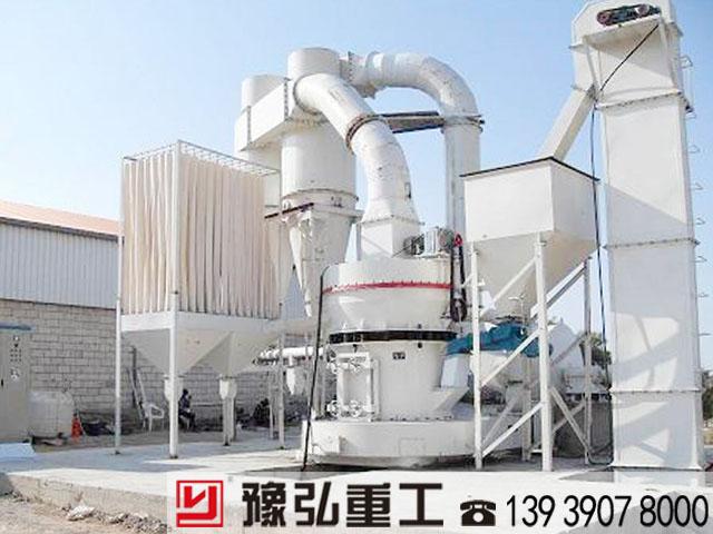 88大奖娱乐_重晶石生产线设备在工业生产中的用途和优点